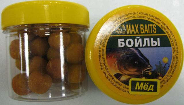 мед для рыбалки видео