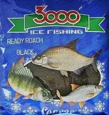 Прикорм для белой рыбы