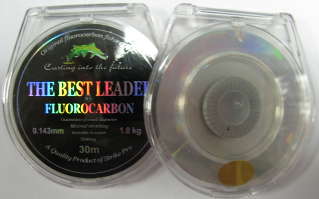 fluorocarbon strike pro the best leader 0.50mm